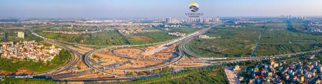 Khơi thông nút giao Cổ Linh, trục kinh tế trọng điểm phía Đông Hà Nội đã thành hình - ảnh 1