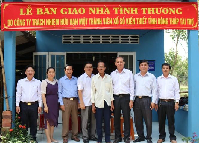 Công ty TNHH một thành viên Xổ số kiến thiết Đồng Tháp: 40 năm hình thành và phát triển - ảnh 2