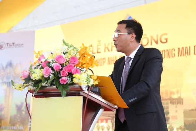 T&T Group khởi công khu phức hợp nhà ở - Thương mại dịch vụ tại trung tâm TP Long Xuyên - ảnh 1