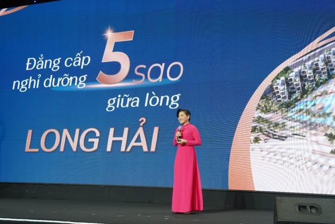 Lễ công bố dự án Charm Resort Long Hải - ảnh 1