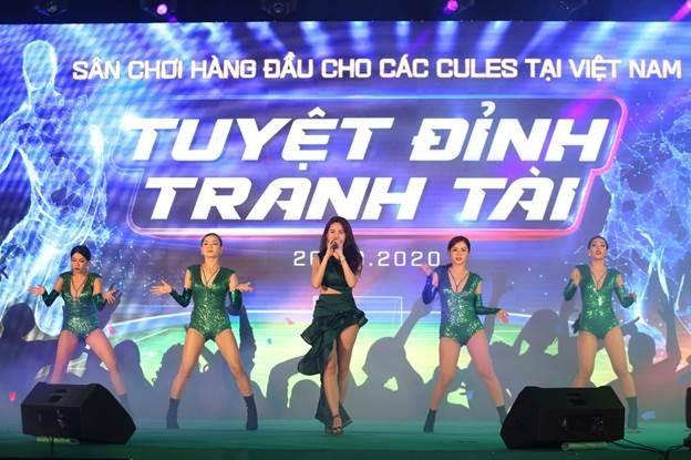 Sân chơi trẻ thu hút từ Thuỷ Tiên, Công Vinh tới Dế Choắt, Ricky Star - ảnh 3
