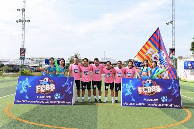 Sân chơi trẻ thu hút từ Thuỷ Tiên, Công Vinh tới Dế Choắt, Ricky Star - ảnh 7