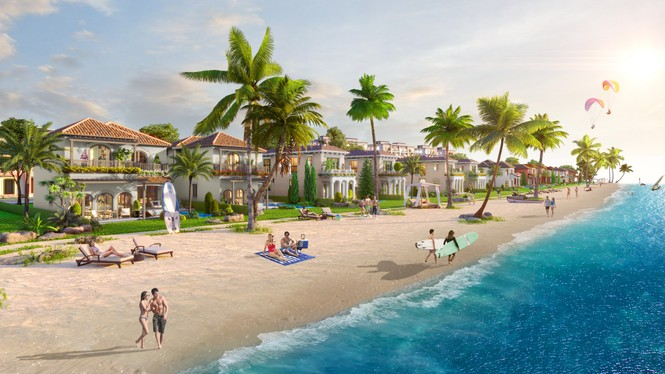 NovaWorld Ho Tram ra mắt phân kỳ Habana Island  - ảnh 1