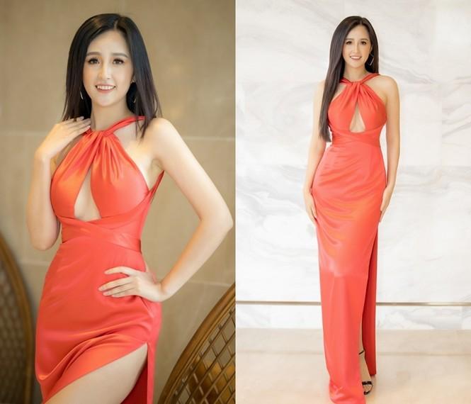 Hoa hậu Mai Phương Thuý, Đỗ Thị Hà và những người đẹp có đôi chân dài nhất showbiz Việt - ảnh 2