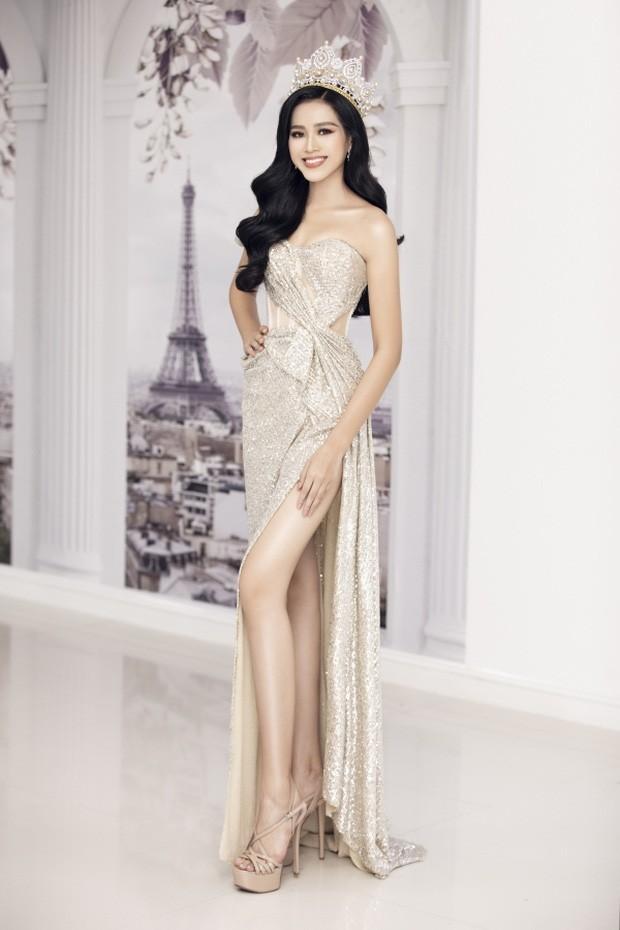 Hoa hậu Mai Phương Thuý, Đỗ Thị Hà và những người đẹp có đôi chân dài nhất showbiz Việt - ảnh 4