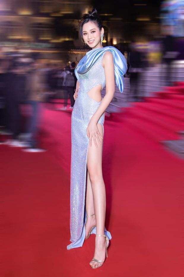 Hoa hậu Mai Phương Thuý, Đỗ Thị Hà và những người đẹp có đôi chân dài nhất showbiz Việt - ảnh 5