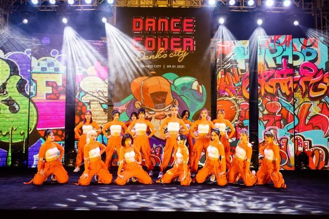 Dance cover Danko City: Bùng cháy với các vũ điệu Kpop cùng Cường seven  - ảnh 11