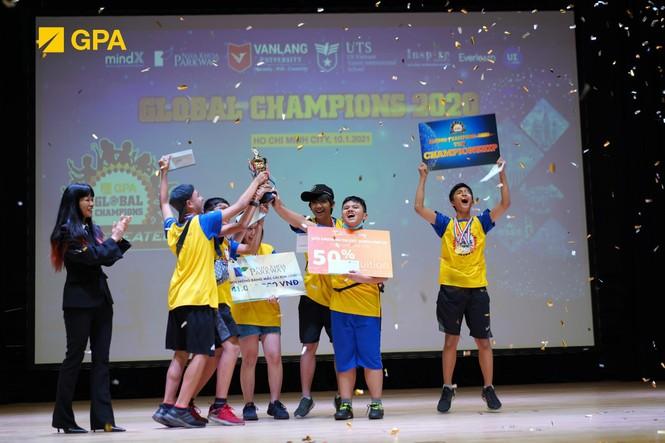 GLOBAL CHAMPIONS gọi tên những nhà vô địch tại Thành phố Hồ Chí Minh - ảnh 1