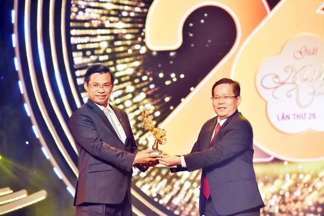 Nam A Bank tiếp tục đồng hành cùng quỹ 'Mai vàng nhân ái' - ảnh 1
