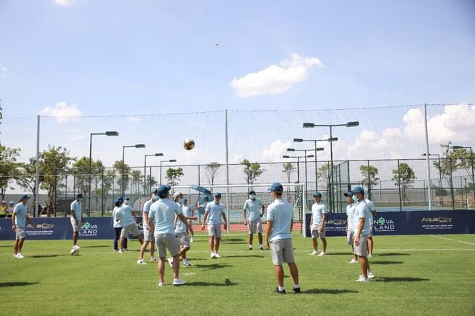 Novaland tài trợ cho Câu lạc bộ Sài Gòn FC - ảnh 2