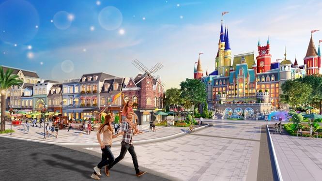 5 điểm nổi bật của biệt thự tứ lập Wonderland – NovaWorld Ho Tram - ảnh 5