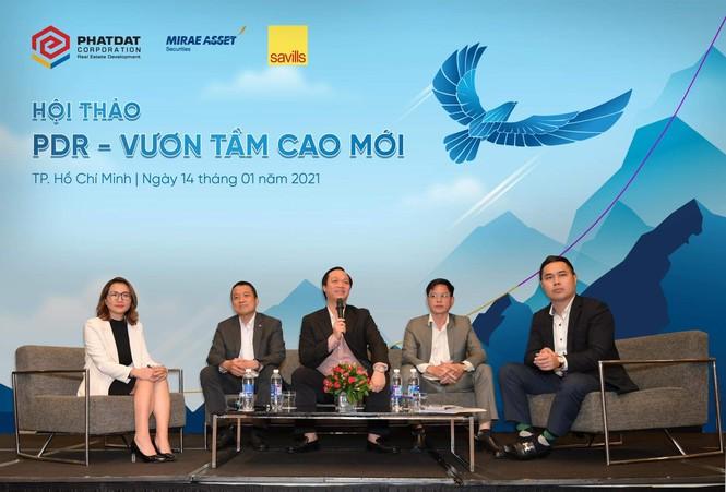 Phát Đạt tổ chức sự kiện 'PDR – Vươn tầm cao mới'  - ảnh 1