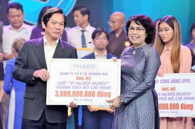 Thaco tặng hơn 17 tỷ đồng chăm lo tết cho người nghèo - ảnh 2