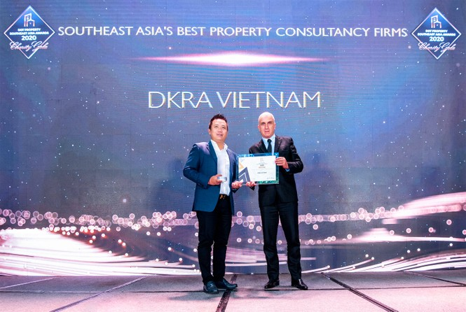 DKRA VietNam đón nhận bộ đôi giải thưởng danh giá Đông Nam Á - ảnh 3