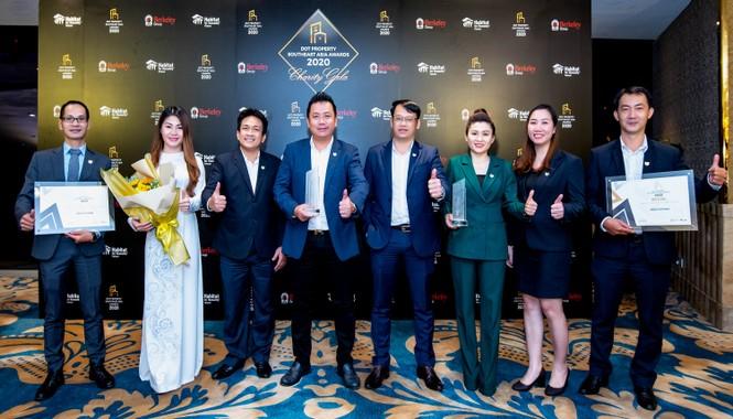 DKRA VietNam đón nhận bộ đôi giải thưởng danh giá Đông Nam Á - ảnh 4