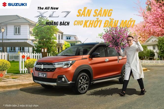 Chốt hạ 2020 với doanh số lập đỉnh, Suzuki phát lộc ưu đãi mừng năm mới - ảnh 1