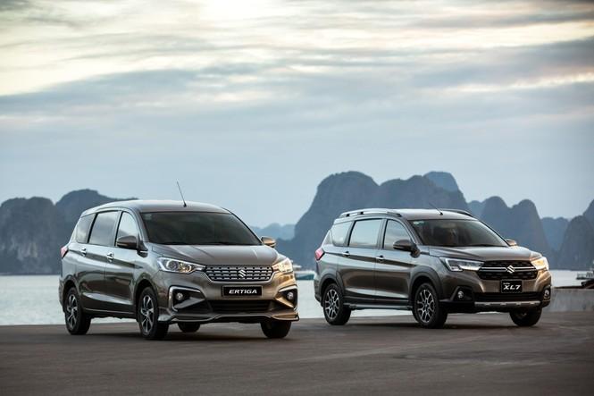 Chốt hạ 2020 với doanh số lập đỉnh, Suzuki phát lộc ưu đãi mừng năm mới - ảnh 2