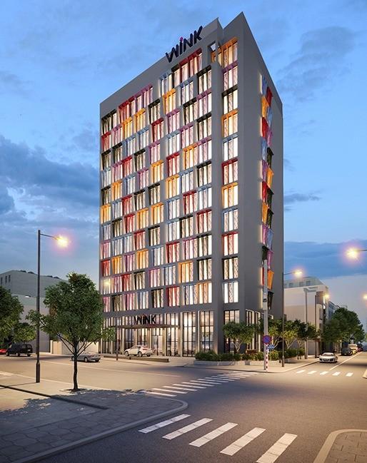 Wink Hotels khai trương khách sạn đầu tiên vào tháng 3/2021 - ảnh 1