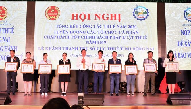 Nestlé Việt Nam tiếp tục được ghi nhận trong việc đóng góp ngân sách nhà nước - ảnh 1