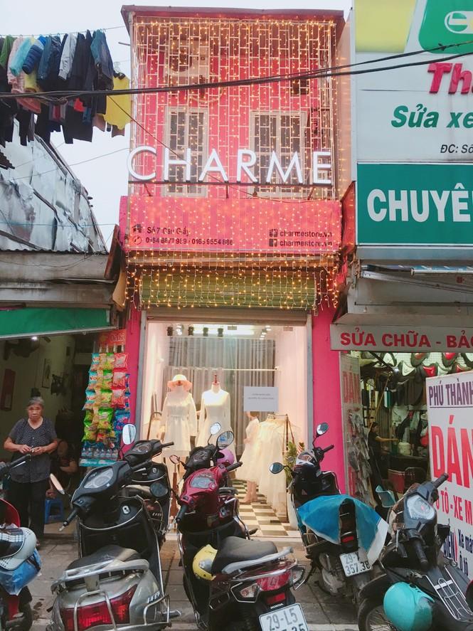 Charme Store và con đường chinh phục làng thời trang thiết kế  - ảnh 1