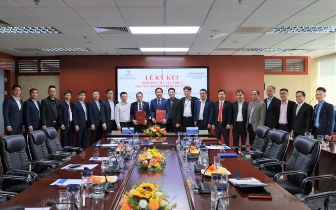 Tập đoàn Kosy ký kết hợp đồng mua bán điện với tập đoàn điện lực Việt Nam - ảnh 2
