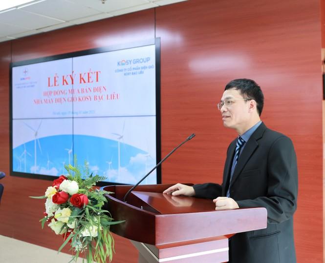 Tập đoàn Kosy ký kết hợp đồng mua bán điện với tập đoàn điện lực Việt Nam - ảnh 3