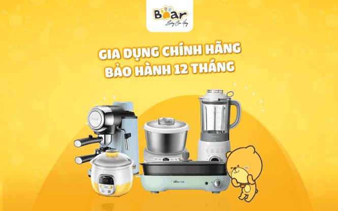 Gia dụng Bear hot top 3 Trung Quốc có đại lý chính hãng tại Việt Nam - ảnh 4