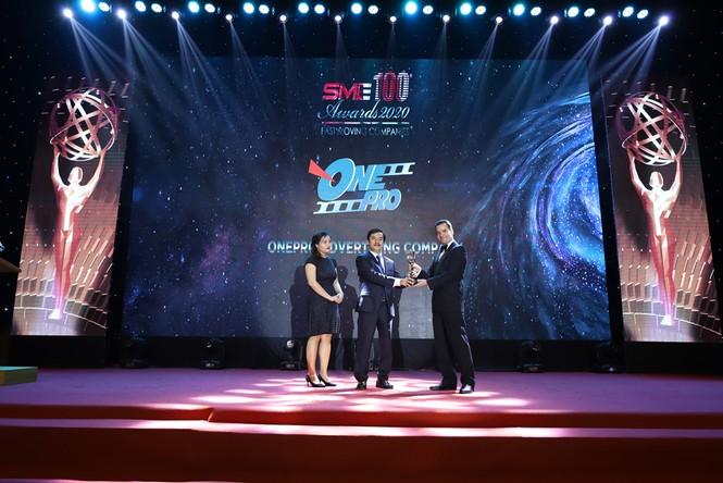 Onepro Advertising – Doanh nghiệp quảng cáo mang ngọn cờ Việt Nam vươn tầm quốc tế tại SME - ảnh 1