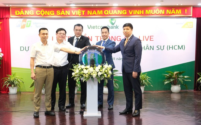 Vietcombank – Môi trường làm việc sáng tạo và hiệu quả - ảnh 2