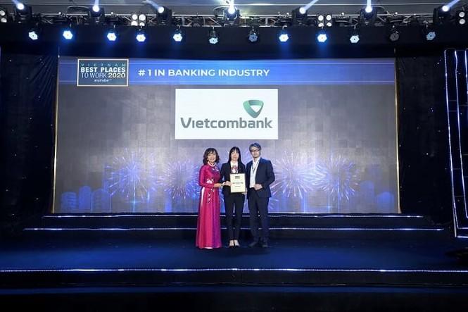 Vietcombank – Môi trường làm việc sáng tạo và hiệu quả - ảnh 1
