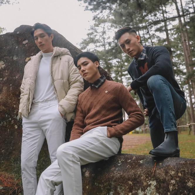 """Thời trang nam Mr Simple Style ra mắt bộ sưu tập """"Đông"""" - ảnh 2"""