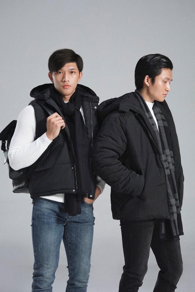 """Thời trang nam Mr Simple Style ra mắt bộ sưu tập """"Đông"""" - ảnh 3"""