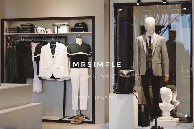 """Thời trang nam Mr Simple Style ra mắt bộ sưu tập """"Đông"""" - ảnh 6"""