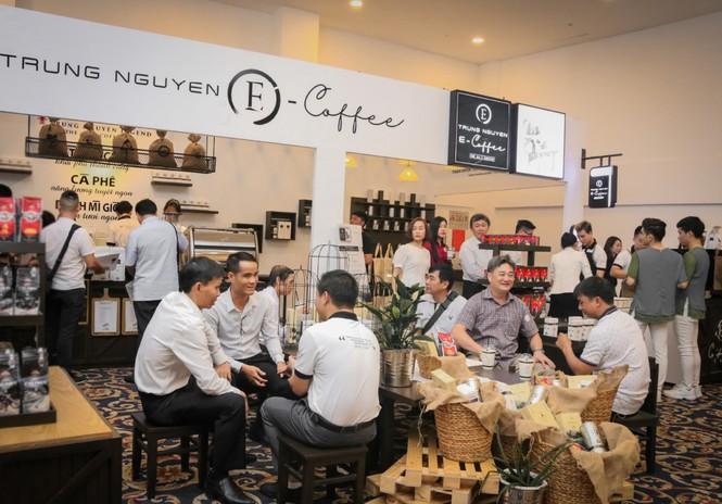 Trung Nguyên E-Coffee - Giải pháp kinh doanh hàng đầu từ Tập đoàn cà phê số một - ảnh 2