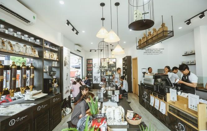 Trung Nguyên E-Coffee - Giải pháp kinh doanh hàng đầu từ Tập đoàn cà phê số một - ảnh 3