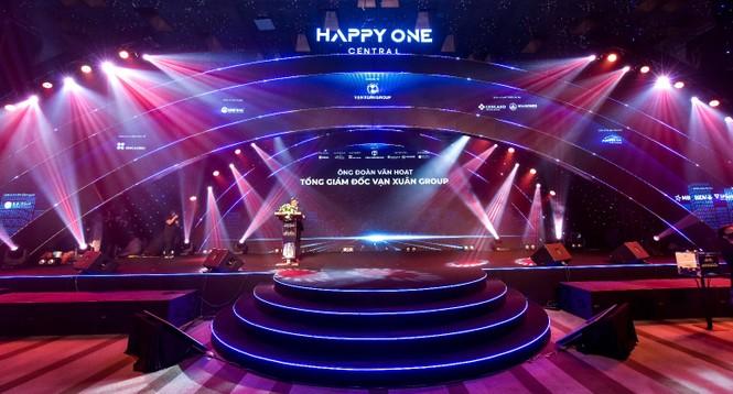 Vạn Xuân Group tổ chức thành công lễ công bố dự án HAPPY ONE – Central - ảnh 1