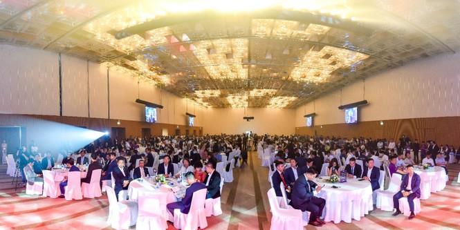 Vạn Xuân Group tổ chức thành công lễ công bố dự án HAPPY ONE – Central - ảnh 2