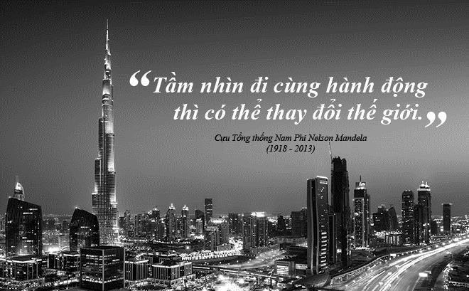 Dubai – Tầm nhìn thay đổi quốc gia – Kỳ I - ảnh 1