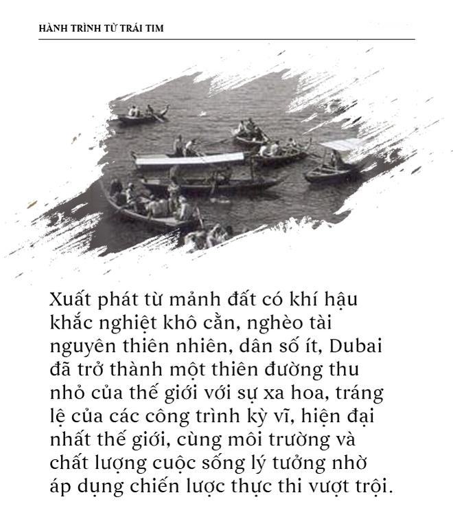 Dubai – Tầm nhìn thay đổi quốc gia – Kỳ I - ảnh 7
