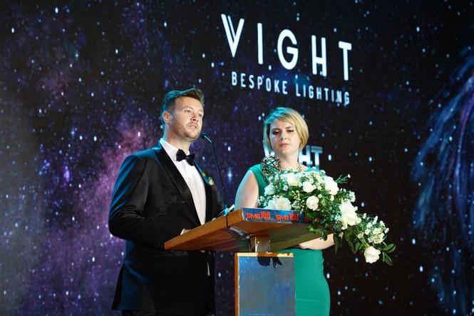 Vight Limited - Công ty đèn chiếu sáng duy nhất được vinh danh giải thưởng SME100 Châu Á - ảnh 2