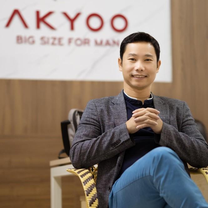"""Founder Võ Hoài: """"Lựa chọn kinh doanh bằng sự khác biệt"""" - ảnh 1"""