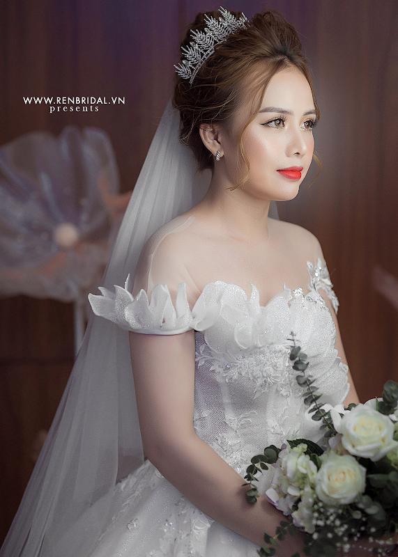 Chiêm ngưỡng váy cưới Top 10 được thiết kế bởi thương hiệu Ren Bridal Studio - ảnh 4