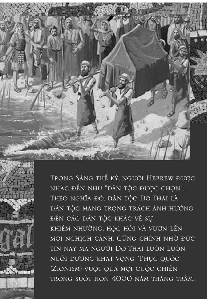 Dân tộc Do Thái – Đức tin dân tộc được chọn – Kỳ II - ảnh 5