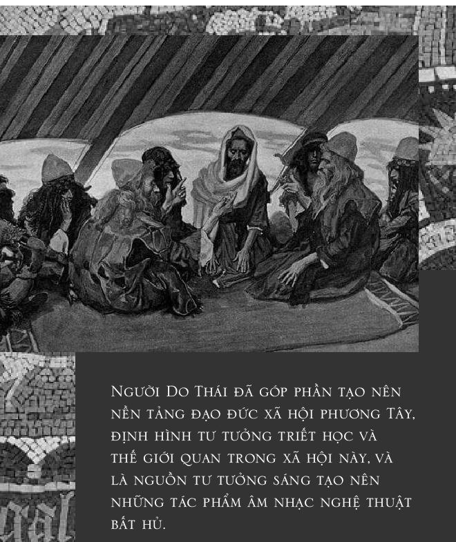 Dân tộc Do Thái – Đức tin dân tộc được chọn – Kỳ I - ảnh 6