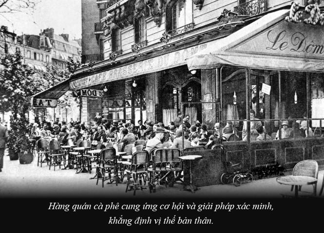 Kỳ 61: Ernest Miller Hemingway và những kiệt tác văn chương viết tại quán cà phê - ảnh 3