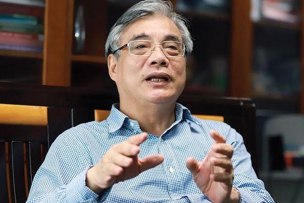 PGS, TS Trần Đình Thiên: 'VinFuture là lời khẳng định của khí phách Việt với toàn cầu' - ảnh 1