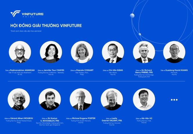 PGS, TS Trần Đình Thiên: 'VinFuture là lời khẳng định của khí phách Việt với toàn cầu' - ảnh 2