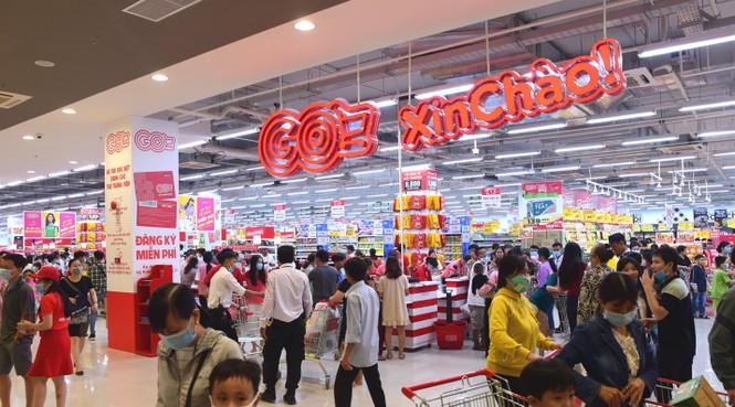 Đại siêu thị Big C tái định vị thương hiệu bằng việc đổi tên thành Đại siêu thị GO!  - ảnh 1