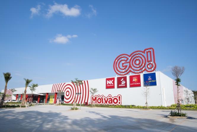 Đại siêu thị Big C tái định vị thương hiệu bằng việc đổi tên thành Đại siêu thị GO!  - ảnh 3
