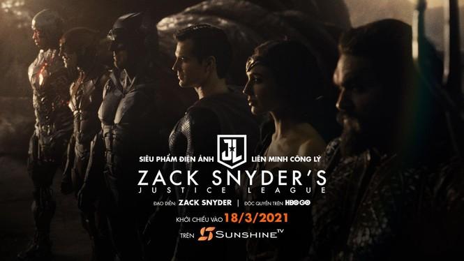 Không chiếu rạp, fan DC có thể xem 'Zack Snyder's Justice League' ở đâu? - ảnh 1
